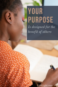 fulfilling your god-given purpose