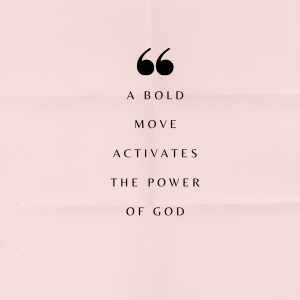 Activate the Power of God
