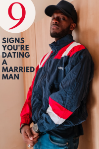 9 signs you're dating a married man